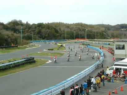 Race2 スタート