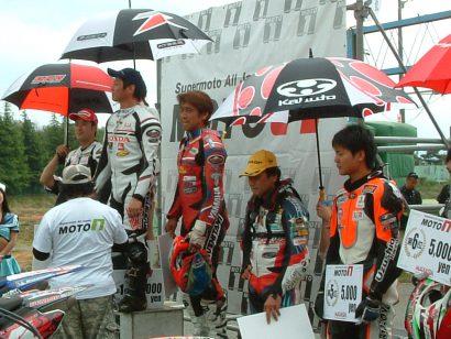 RACE1表彰式